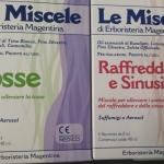 Erboristeria Magentina - Le miscele